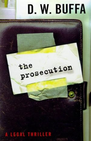 The Prosecution: A Legal Thriller