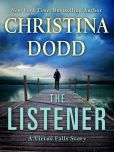 Book Cover Image. Title: The Listener, Author: Christina Dodd