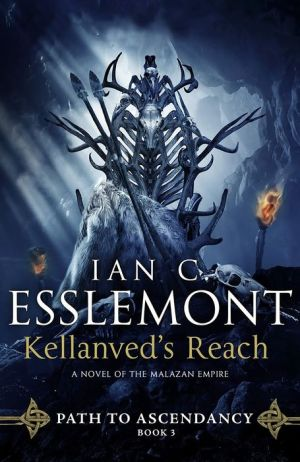 Book Kellanved's Reach: Path to Ascendancy, Book 3 (A Novel of the Malazan Empire)