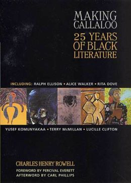 Making Callaloo: 25 Years of Black Literature