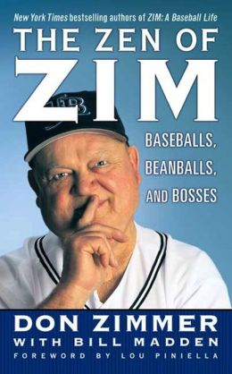 The Zen of Zim: Baseball, Beanballs and Bosses