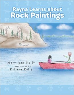 Rayna Learns about Rock Paintings