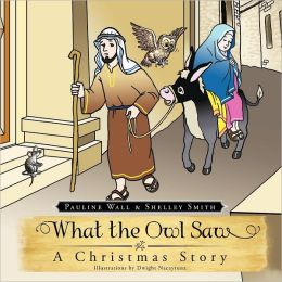 WHAT THE OWL SAW: (A Christmas Story)