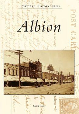 Albion, Michigan (Postcard History Series)