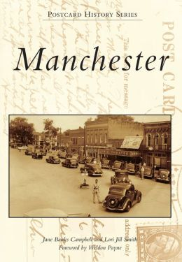 Manchester, Tennessee (Postcard History Series)