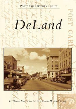 DeLand, Florida (Postcard History Series)