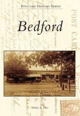 Bedford, Massachusetts (Postcard History Series)