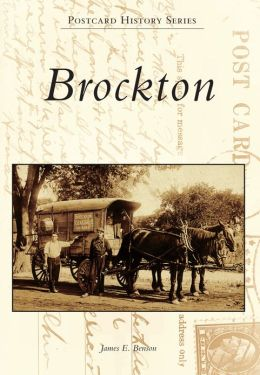 Brockton, Massachusetts (Postcard History Series)