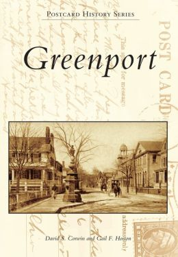 Greenport, New York (Postcard History Series)