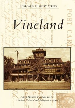 Vineland, New Jersey (Postcard History Series)