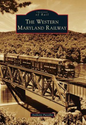 Western Maryland Railway, Maryland