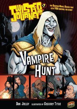 Vampire Hunt (Twisted Journeys Series #7)