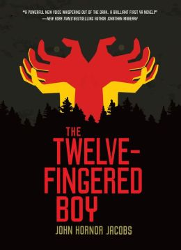 The Twelve-Fingered Boy (Twelve-Fingered Boy Trilogy Series #1)