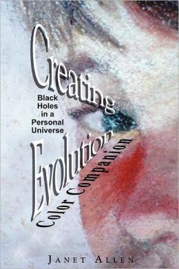 Creating Evolution Color Companion: Black Holes in a Personal Universe