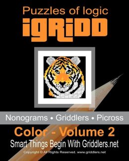 IGridd Color: Nonograms, Griddlers, Picross