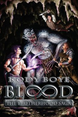 Blood the Brotherhood Saga