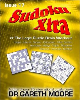 Sudoku Xtra Issue 17: The Logic Puzzle Brain Workout