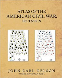 Atlas of the American Civil War: Secession