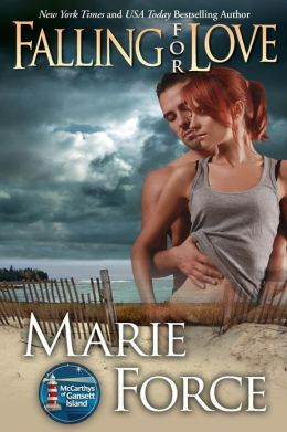 Falling for Love: McCarthys of Gansett Island, Book 4