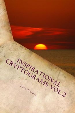 Inspirational Cryptograms Vol. 2 (large Print)
