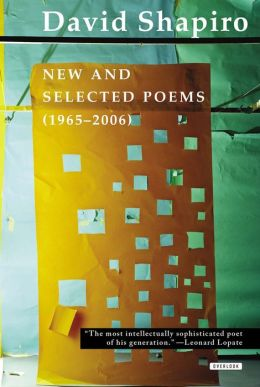 New and Selected Poems (1965-2006)