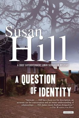 A Question of Identity (Simon Serrailler Series #7)