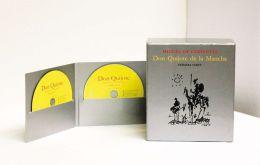 Don Quijote de la Mancha: Part I & Part II