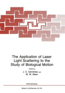 The Application of Laser Light Scattering to the Study of Biological Motion