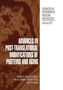 Advances in Post-Translational Modifications of Proteins and Aging