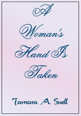 A Woman's Hand Is Taken