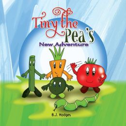 Tiny the Pea's New Adventure (PagePerfect NOOK Book)
