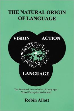 The Natural Origin Of Language: The Structural Inter-relation of Language, Visual Perception and Action