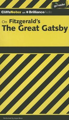 On Fitzgerald's the Great Gatsby