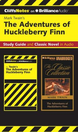 The Adventures of Huckleberry Finn CliffsNotes Collection