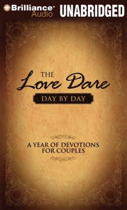 Love Dare Day by Day, The: A Year of Devotions for Couples