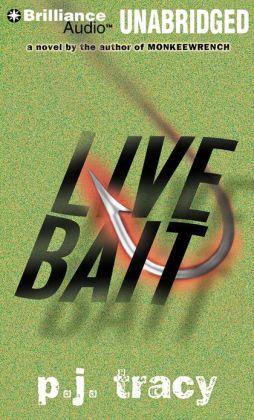 Live Bait (Monkeewrench Series #2)