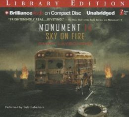 Sky on Fire (Monument 14 Series #2)