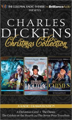 Charles Dickens' Christmas Collection: A Radio Dramatization