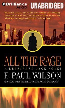 All the Rage (Repairman Jack Series #4)