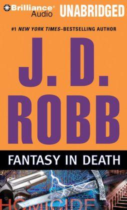 Fantasy in Death (In Death Series #30)