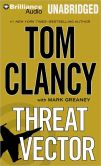 Book Cover Image. Title: Threat Vector, Author: Tom Clancy