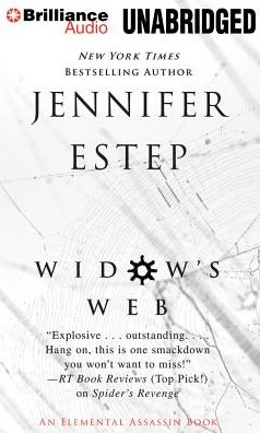 Widow's Web (Elemental Assassin Series #7)