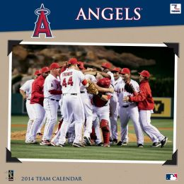 2014 Angels 12X12 Wall Calendar