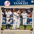 Book Cover Image. Title: 2014 New York Yankees 12X12 Wall Calendar, Author: Turner Licensing