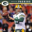 Book Cover Image. Title: 2014 Green Bay Packers 12X12 Wall Calendar, Author: Turner Licensing