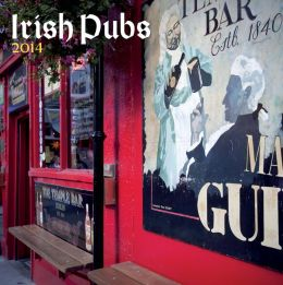 2014 Irish Pubs Wall Calendar