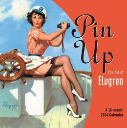 2014 Pin Up Wall Calendar
