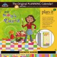 Book Cover Image. Title: 2014 Moms Plan It Plus, Author: Lori Siebert