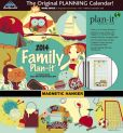Book Cover Image. Title: 2014 Family Plan-It Plus, Author: Sybille Lichenstein
