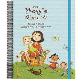2015 Mom's Deluxe Planner Calendar